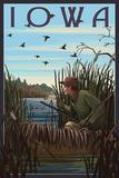 Iowa - Hunter and Lake