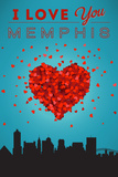 I Love You Memphis  Tennessee