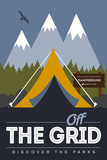 Off the Grid (Tent) - Discover the Parks