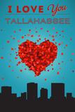 I Love You Tallahassee  Florida