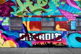 Detroit  Michigan - Graffiti Art