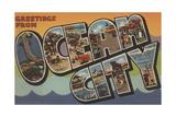 Greetings from Ocean City