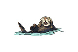 Sea Otter - Icon