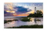 Tallahassee  Florida - St Marks Lighthouse