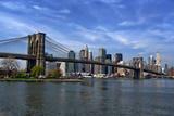 Brooklyn Bridge - Ellis Island