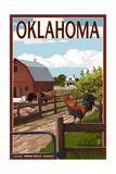 Oklahoma - Barnyard Scene
