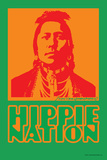 Hippie Nation - John Van Hamersveld Poster Artwork