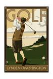 Lynden  Washington - Golf - Sunday Driver