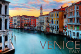 Venice  Italy - Canal View