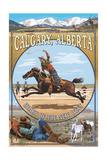 Calgary  Alberta  Canada - Heart of the New West