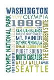 Washington - Typography