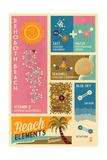 Rehoboth Beach  Delaware - Chemical Beach Elements