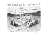 The Little Engine that Wouldn't - New Yorker Cartoon