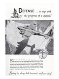 1940 Defense Boeing ad
