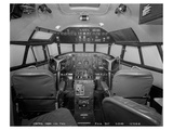 307 Stratoliner Flight Deck  1940
