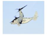 Boeing  V-22 Osprey banking