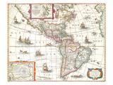 America noviter delineata 1631