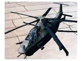 Comanche reconnaissance helicopter