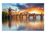 Charles bridge Czech Republic