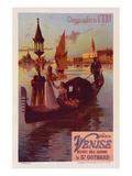 Chemin de fer Est Paris-Venise