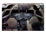 Douglas DC-8 Flight Deck