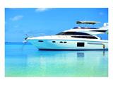 Baros Maldives Yacht