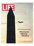 LIFE Washington Nixon Inauguration