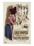 Linge monopole Maxime Faivret