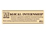 Magical Internship