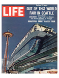 LIFE Seattle World Fair Monorail