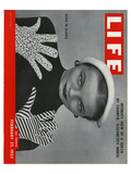 LIFE News in Gloves 1952