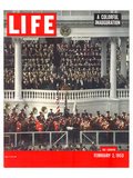 LIFE Eisenhower Inauguration