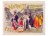 La Nativité - Pastorale