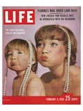 LIFE Shirley MacLaine & Daughter