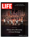 LIFE Rescuing great Heritage