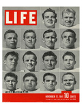 LIFE Texas Football 1941