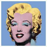 Shot Light Blue Marilyn  1964