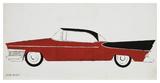 Car  c1959 (red)