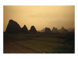 Mountain Landscape Guilin China