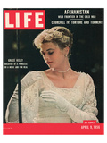 LIFE Grace Kelly wedding dress