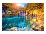 Plitvice Lakes Natl Park Croatia
