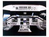 Shuttle Electronic Flight Deck