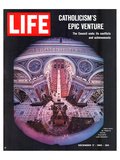 LIFE Vatican Council ends 1965