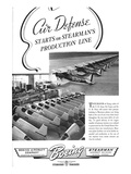 Stearman's Trainer Production Line