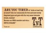 Trick 'N' Treat Community