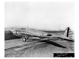 YB-17 Flying Fortress Prototype