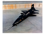 X-15 rocket research airplane