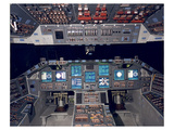 Shuttle Flight Deck