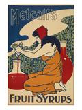 Metcalf's Fruit Syrups