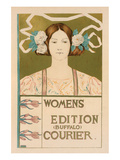 Womens Edition Buffalo Courier